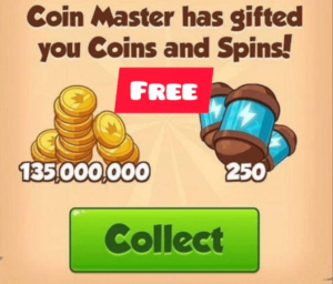An interesting one to play the game Coin Master Spins