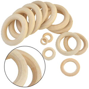 Process of designing a wooden ring